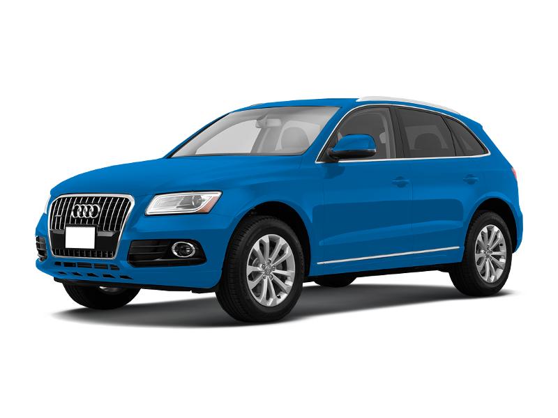Audi Q5, 2016 год, 1 730 000 руб.