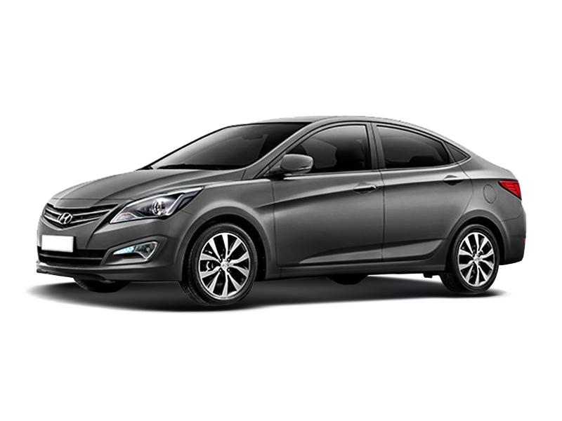 Hyundai Solaris, 2016 год, 535 000 руб.