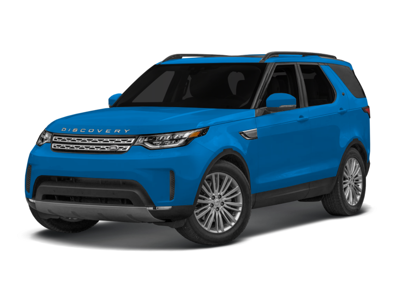 Land Rover Discovery, 2020 год, 6 118 000 руб.