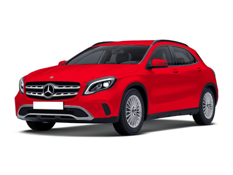 Mercedes-Benz GLA-Class, 2019 год, 2 530 000 руб.