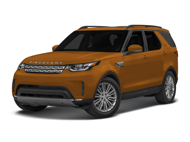 Land Rover Discovery, 2017 год, 3 775 000 руб.