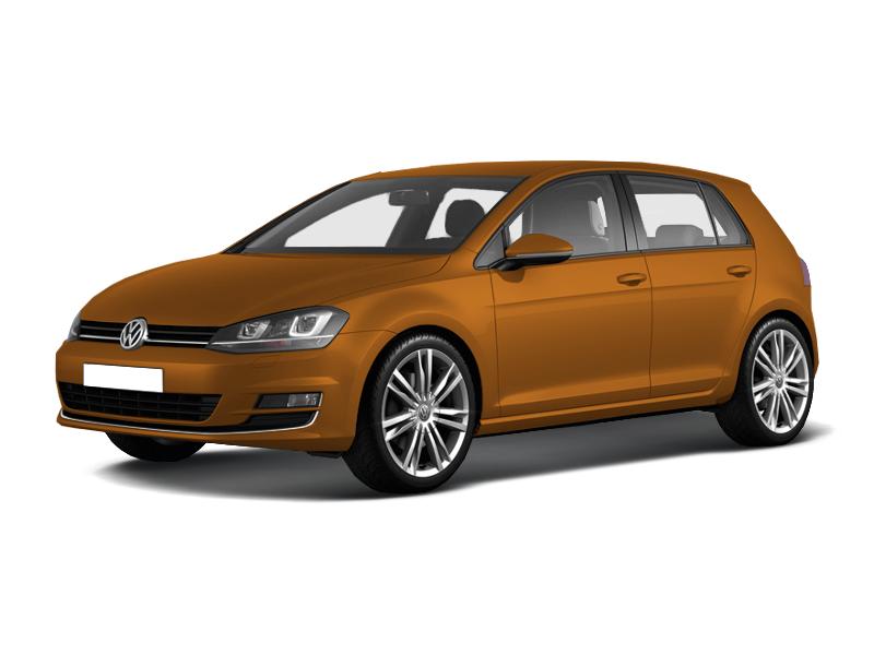Volkswagen Golf, 2014 год, 789 900 руб.