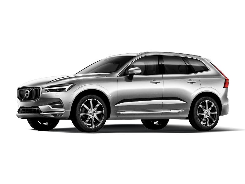 Москва Volvo XC60 2019