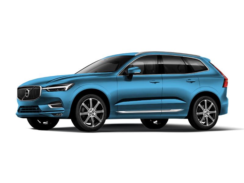Volvo XC60, 2020 год, 3 673 600 руб.