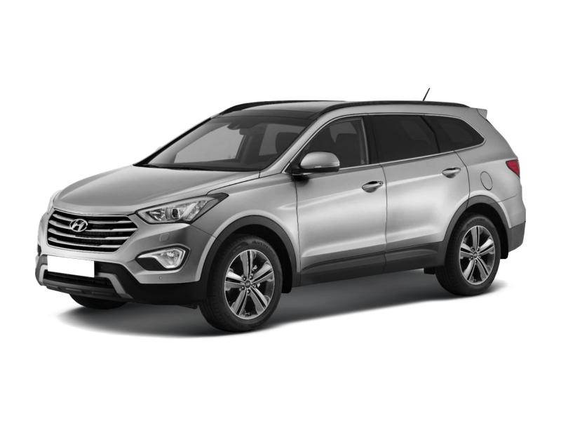 Hyundai Grand Santa Fe, 2014 год, 1 590 000 руб.