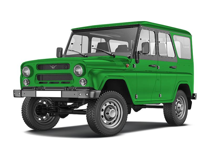 УАЗ Хантер, 2020 год, 1 078 900 руб.