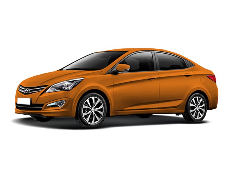 Hyundai Solaris, 2014 год, 459 999 руб.