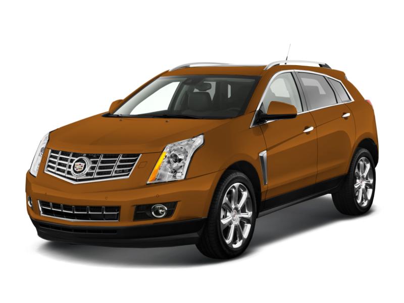 Cadillac SRX, 2014 год, 1 350 000 руб.