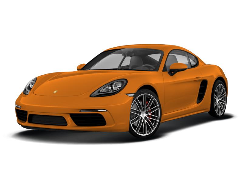 Porsche Cayman, 2019 год, 5 770 342 руб.