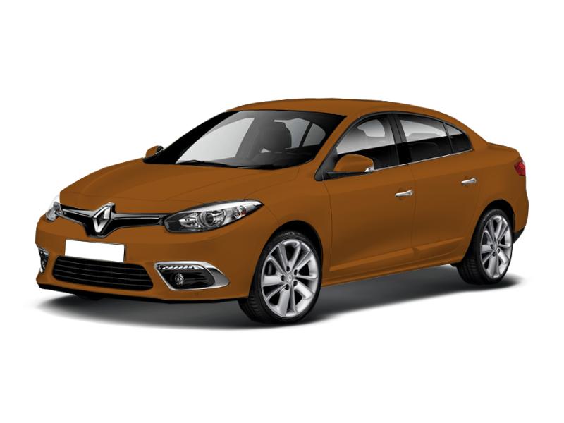 Renault Fluence, 2015 год, 500 000 руб.