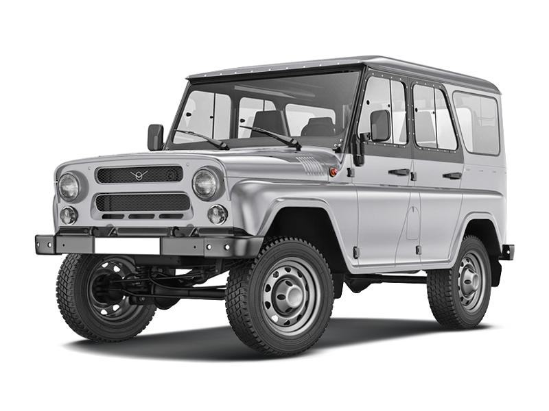 УАЗ Хантер, 2019 год, 805 900 руб.