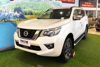 В Китае продажи Nissan Terra стартуют 12 апреля.