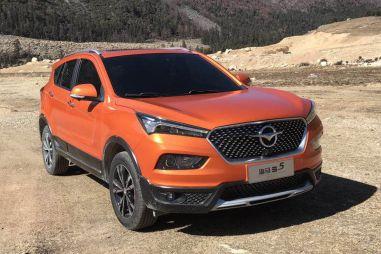 Бывший китайский партнер Mazda представит в конце апреля новый кроссовер