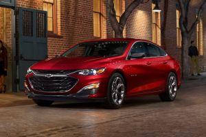 GM обновил сразу три модели Chevrolet