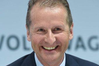 Херберт Дисс — новый глава концерна Volkswagen