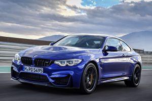 BMW M4 CS будет стоить более 7 млн рублей