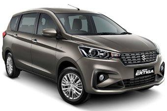 Индонезийцы первыми смогут купить новый минивэн Suzuki.