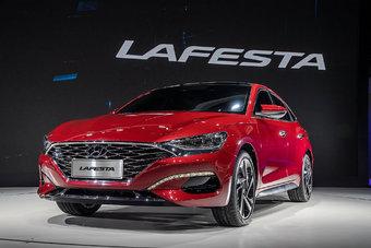Hyundai Lafesta будут производить и продавать только в Китае.