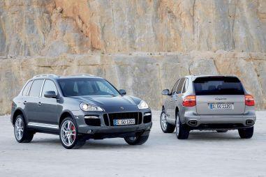 Porsche Cayenne первого поколения (2002–2010 гг.). Статус любой ценой