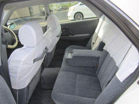 Toyota Crown 1999 - отзыв владельца