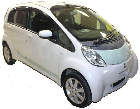 Mitsubishi i-MiEV 2010 - отзыв владельца