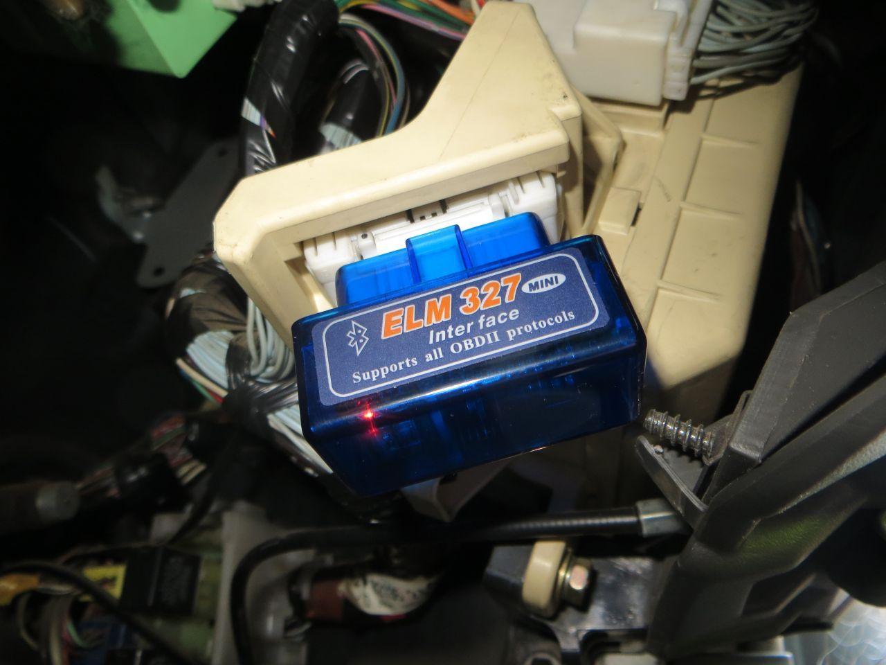 Вид сбоку. Версия 1,5!!! Только эта версия работает со штатным компом моего автомобиля.