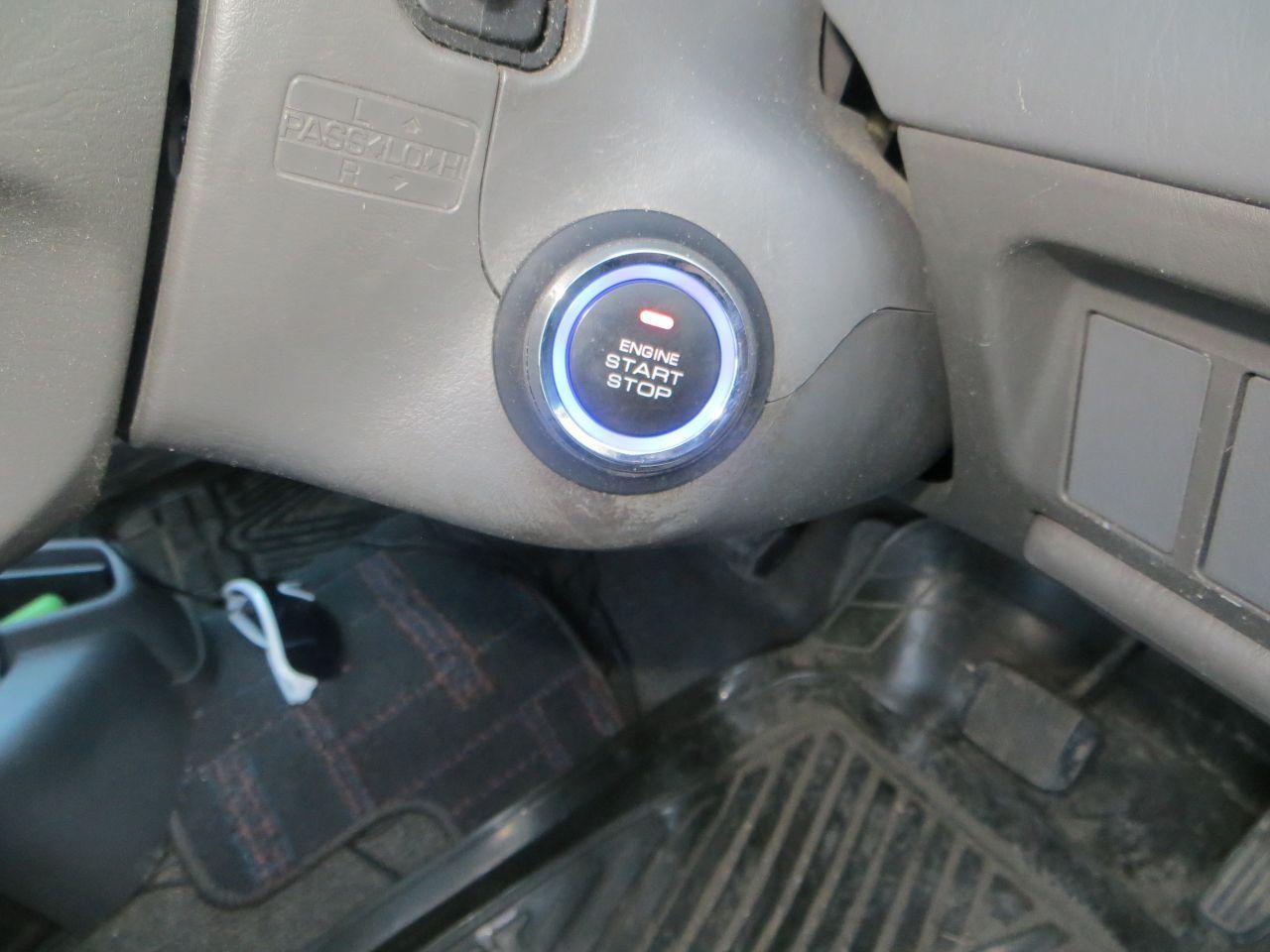 Удобно, красиво, не правда ли? Те кто видит, удивляется, что машина 99 года, а уже с кнопкой.