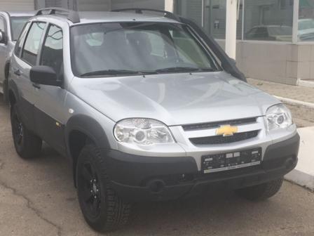 Chevrolet Niva 2018 - отзыв владельца