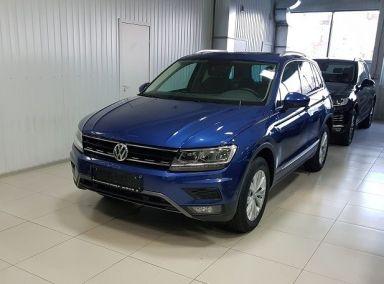 Volkswagen Tiguan 2018 отзыв автора | Дата публикации 02.04.2018.
