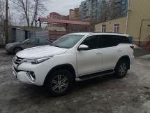 Toyota Fortuner, 2017