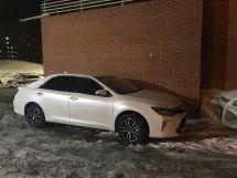 Toyota Camry, 2018