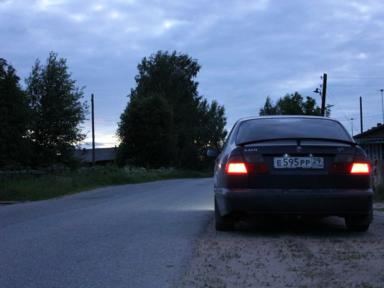 Saab 9-5 1998 отзыв автора | Дата публикации 04.04.2018.