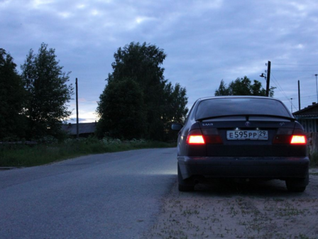 Saab 9-5 1998 - отзыв владельца