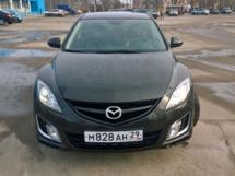 Mazda Mazda6 2008 отзыв автора | Дата публикации 06.04.2018.