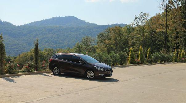 Kia Ceed 2014 - отзыв владельца