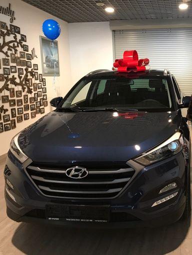 Hyundai Tucson 2018 отзыв автора | Дата публикации 06.04.2018.