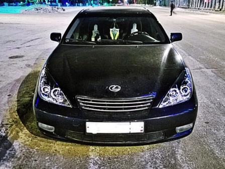Lexus ES330 2005 - отзыв владельца