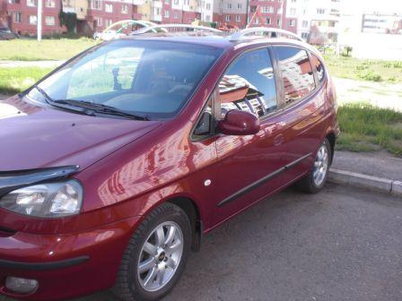 Chevrolet Rezzo 2006 - отзыв владельца
