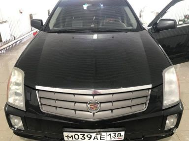 Cadillac SRX, 2006