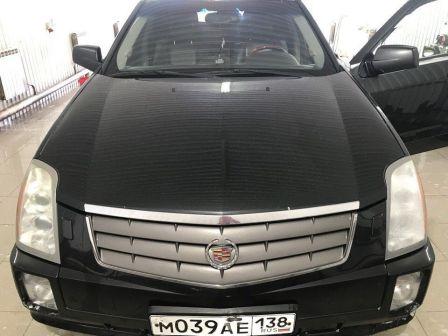 Cadillac SRX 2006 - отзыв владельца