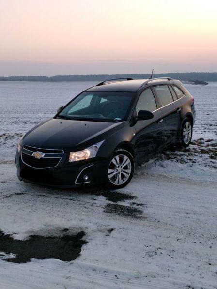 Chevrolet Cruze 2014 - отзыв владельца