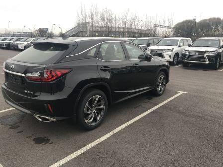 Lexus RX200t 2017 - отзыв владельца