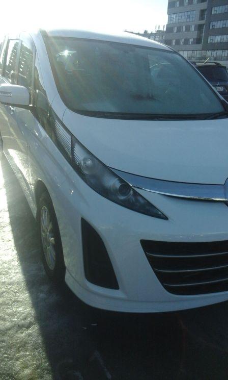 Mazda Biante 2012 - отзыв владельца