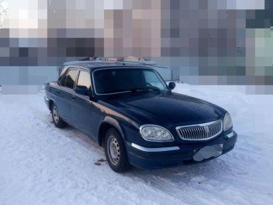 ГАЗ 31105 Волга 2005 отзыв автора | Дата публикации 16.04.2018.