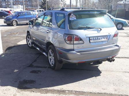 Lexus RX300 2001 - отзыв владельца