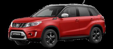 Suzuki Vitara 2018 отзыв автора | Дата публикации 18.04.2018.