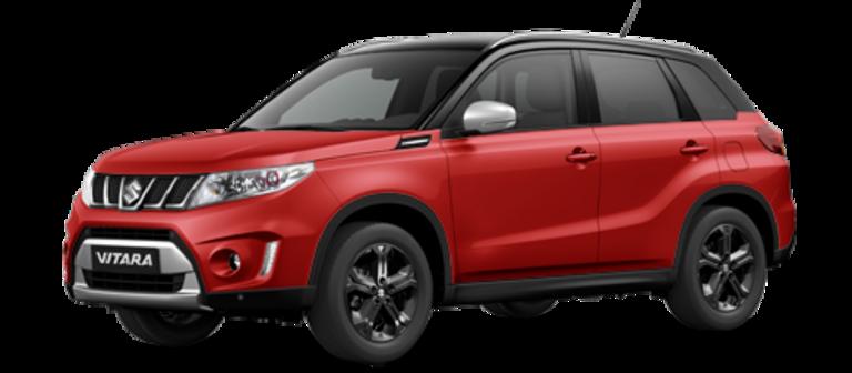 Suzuki Vitara 2018 - отзыв владельца