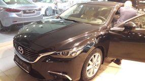 Mazda Mazda6 2017 отзыв автора | Дата публикации 19.04.2018.