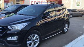 Hyundai Santa Fe, 2013