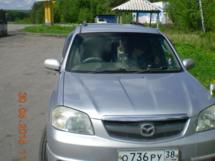 Mazda Tribute, 2000